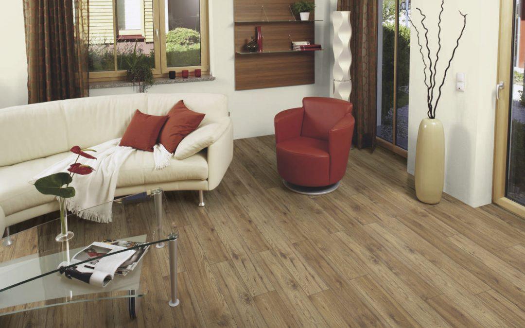 Mitől, és hogyan óvjuk a laminált padlót?