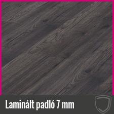 Laminált padló 7 mm
