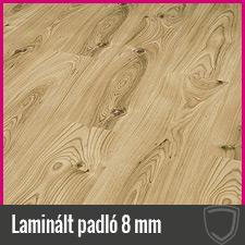 Laminált padló 8 mm